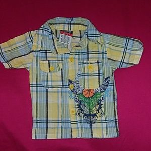 Tuff guys 6-9 month shirt